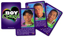 Photo of Boy Crazy cards