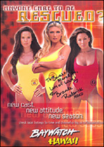 Photo of Brande Roderick's autograph