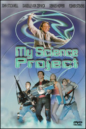Photo of My Science Project DVD cover