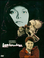 Photo of Ladyhawke DVD cover