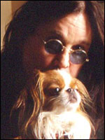 Ozzy, you're as cute as that puppy.