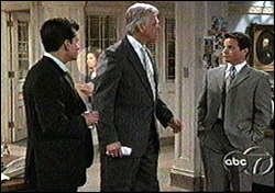 Edith, highlighted, on Spin City!