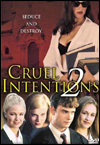 Photo of Cruel Intentions 2 DVD