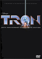 Tron, with special features!  What more do you need?